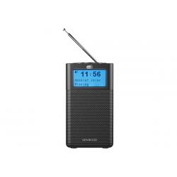 Compacte radio met DAB+ en Bluetooth Audio Streaming  Kenwood