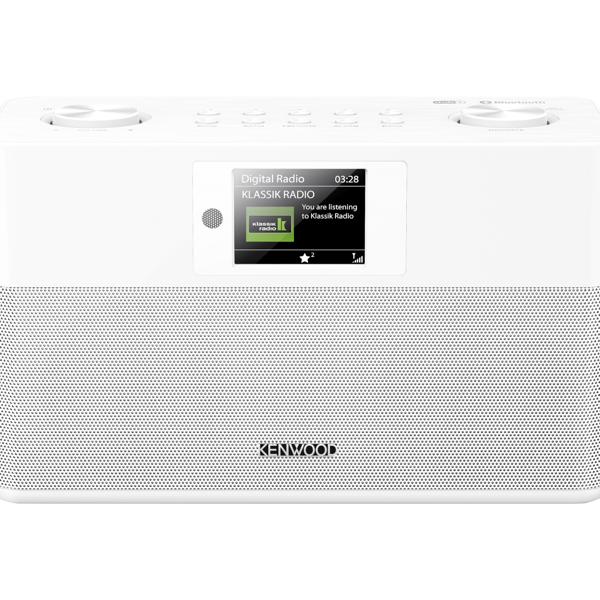 Kenwood Radio CR-ST80DAB-W