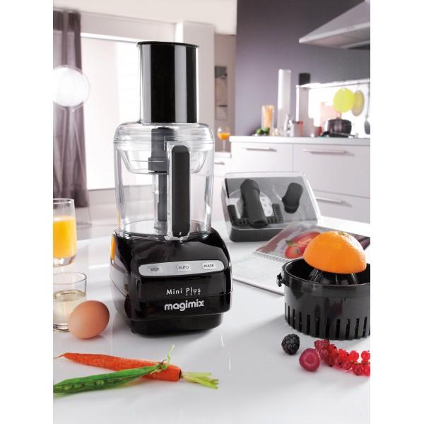 Magimix Foodprocessor Mini Plus Zwart