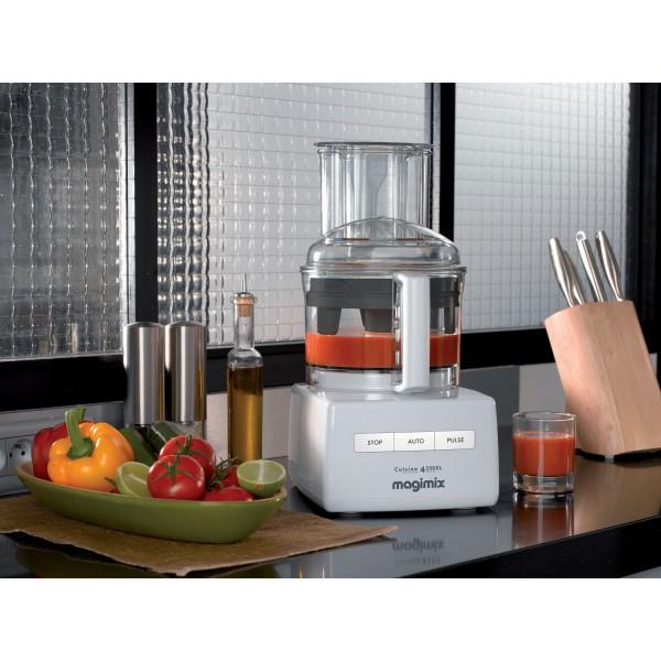 Foodprocessor 4200XL Wit Magimix