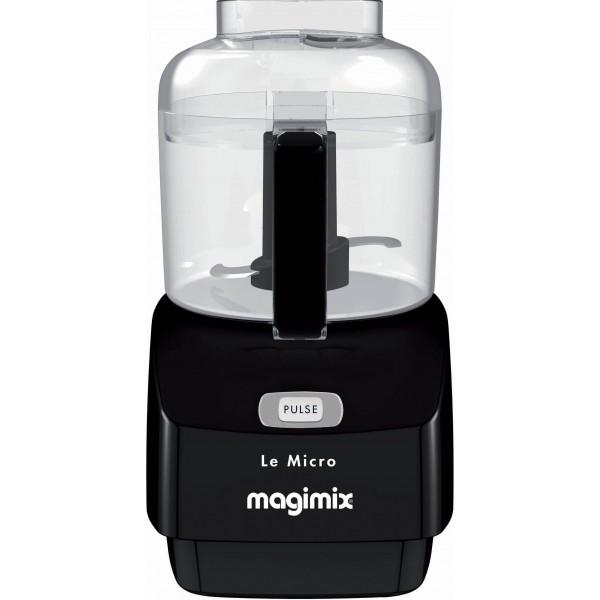 Micro Zwart Magimix