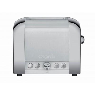 Toaster 2 Mat Chroom Magimix