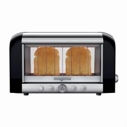 Toaster Vision Zwart