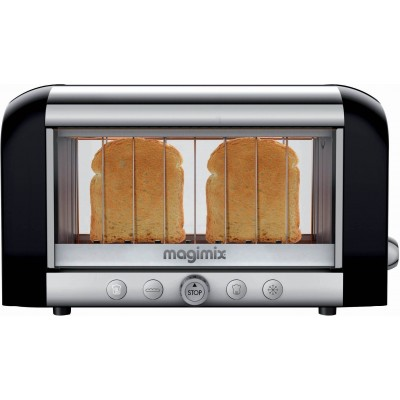 Toaster Vision Noir Magimix
