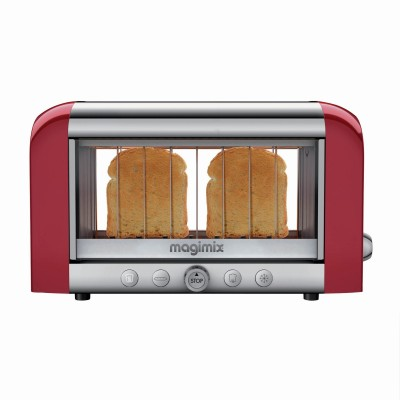 Toaster Vision Rood Magimix