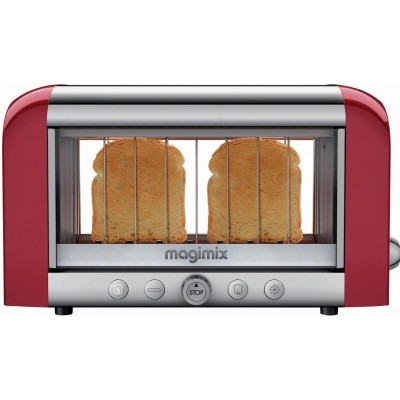 Toaster Vision Rood