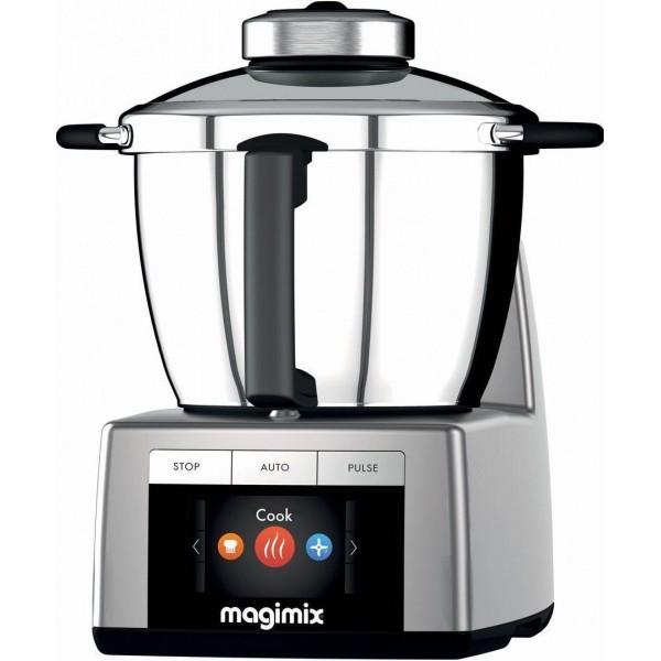 Cook Expert Chrome Mat Magimix