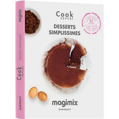 Desserts Simplissimes 460955 Magimix