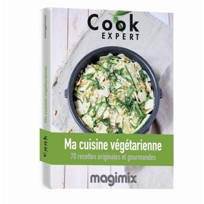 Ma cuisine végétarienne 461155 Magimix