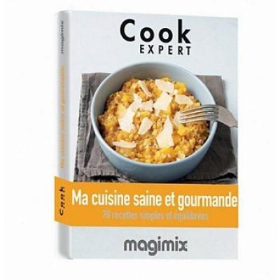 Ma Cuisine saine et gourmande 461154 Magimix