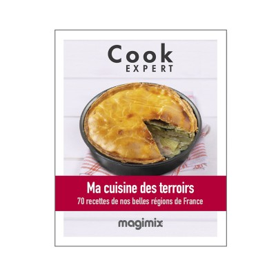 Ma cuisine des terroirs 461163 Magimix
