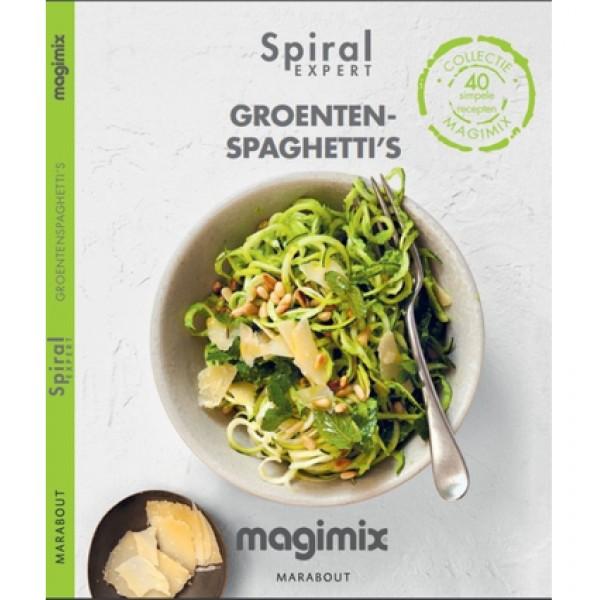 Groentenspaghetti's 461161 Magimix