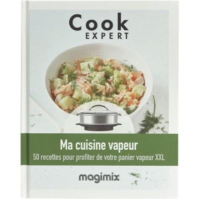 Livre de cuisine Ma Cuisine Vapeur Magimix