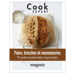 Boek PAINS, BRIOCHES ET VIENNOISERIES  Magimix