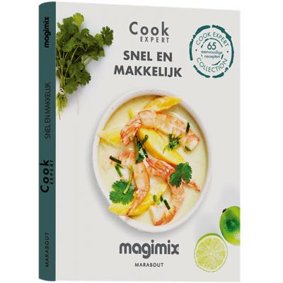 Receptenboek Snel en makkelijk Magimix
