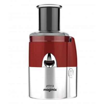 Juice Expert 3 chroom rood Magimix