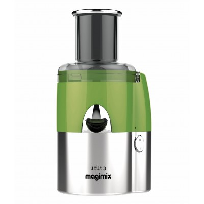 Juice Expert 3 chroom groen Magimix