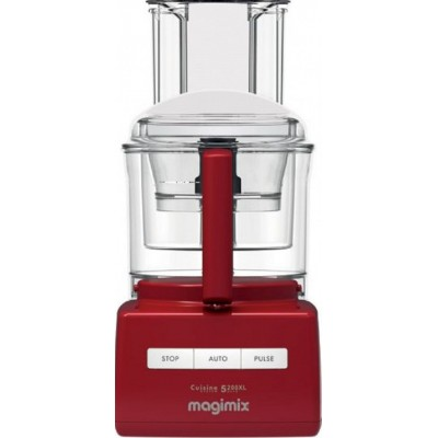 Cuisine Système 5200 XL Premium Rouge Magimix