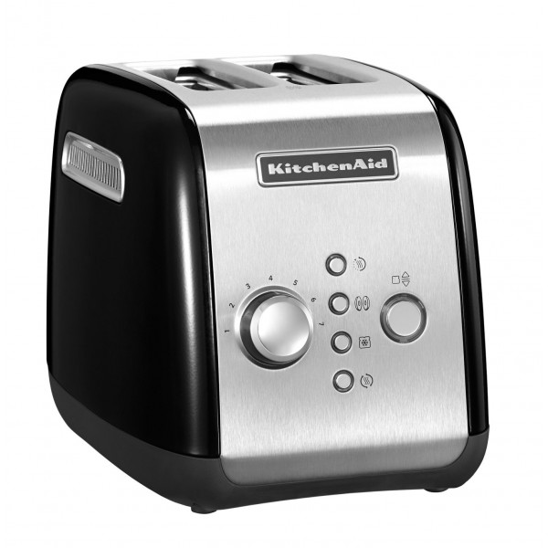 KitchenAid Broodrooster 2 Sleuven Onyx Zwart KitchenAid