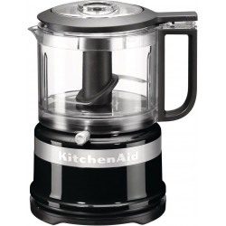 KitchenAid Mini Robot Ménager Noir Onyx
