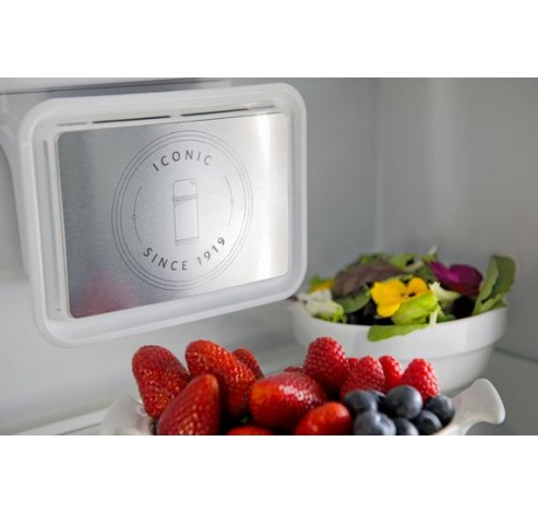 KCFME 60150R Iconic fridge Keizerrood Rechts  KitchenAid