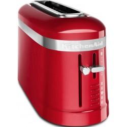 5KMT3115EER Design Collection Grille-pain 1 tranche à fente longue Rouge Empire