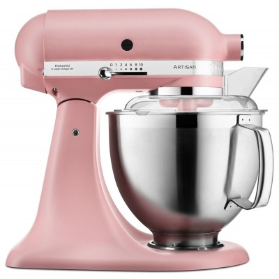 Artisan Keukenrobot 4,8L Poederdoos roze KitchenAid