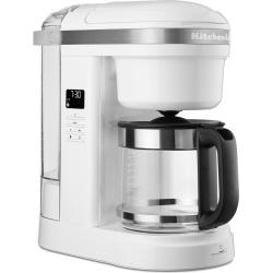 5KCM1208EWH Classic Machine à café blanc
