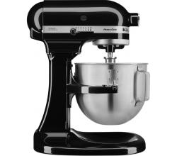 Heavy duty mixer/keukenrobot 4,8L met in de hoogte verstelbare kom Onyx Zwart KitchenAid
