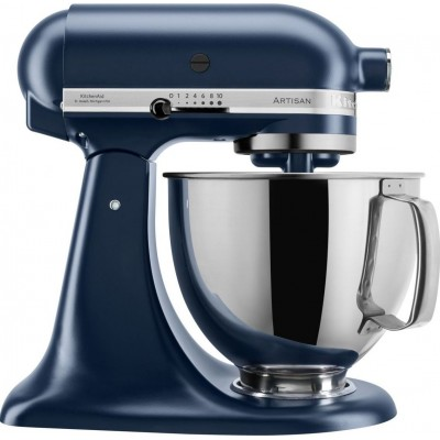 Robot pâtissier multifonction de 4,8L Artisan Bleu Encre KitchenAid