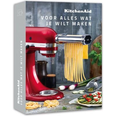 Kookboek Voor alles wat je wil maken   KitchenAid