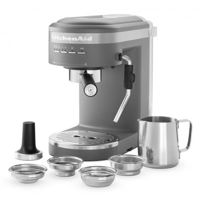 Espresso Houtskoolgrijs
