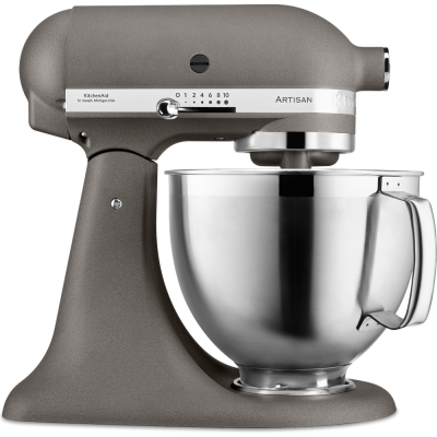 Robot Pâtissier à tête inclinable 4,8 L Imperial Grey KitchenAid