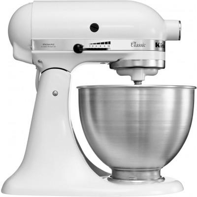 5K45SSEWH Classic Keukenrobot Wit KitchenAid