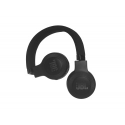 E45BT on-ear draadloze HPH BT zwart JBL