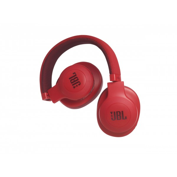 E55BT around-ear BT HPH rood JBL