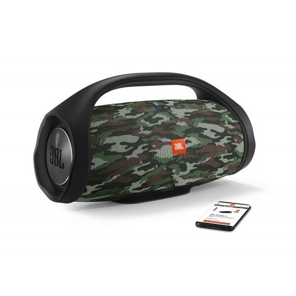 Boombox Camouflage