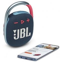 CLIP 4 bluetooth speaker blauw/roze JBL