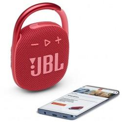 CLIP 4 bluetooth speaker rood JBL