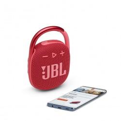 CLIP 4 bluetooth speaker rood