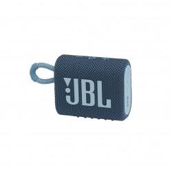 JBL GO3 bluetooth speaker blauw