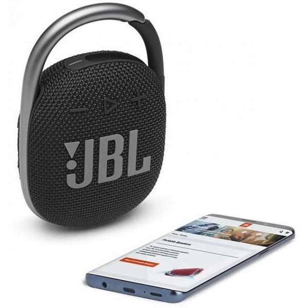 CLIP 4 bluetooth speaker zwart JBL