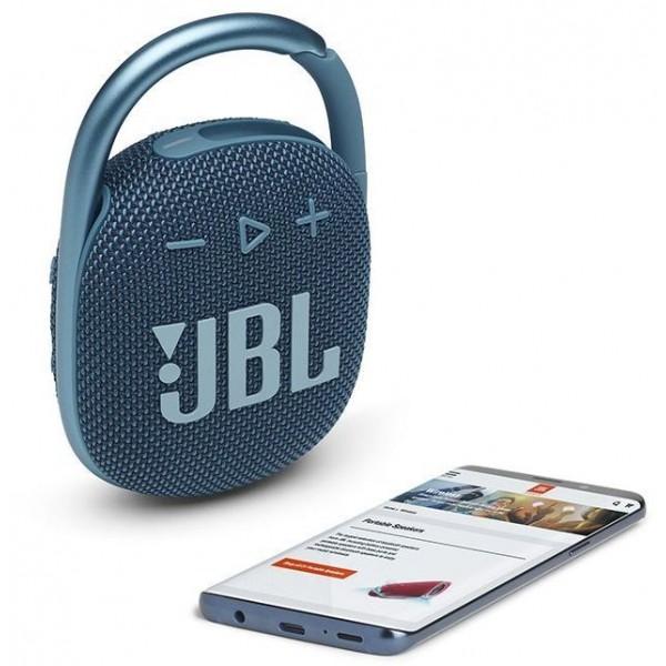 CLIP 4 bluetooth speaker blauw JBL
