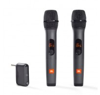 WIRELESS MIC 2x wireless mic zwart
