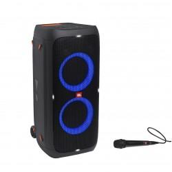 PARTYBOX 310 MC mid party speaker + micro zwart JBL