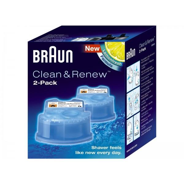 Braun Clean & Renew CCR2