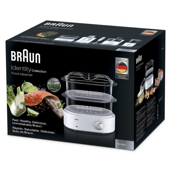 FS5100WH  Braun