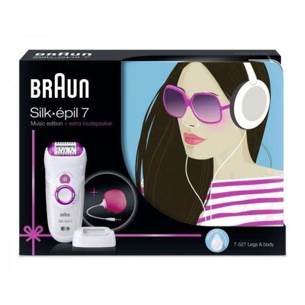 Braun 7 7527 + Speaker Music Edition