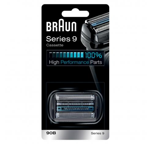 90B Multi BLK  Braun