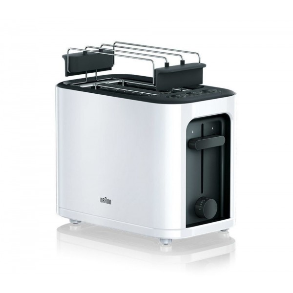 Braun Broodroosters HT3010 WH